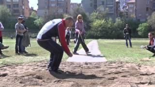 Само 2 училища на Общинското състезание по лека атлетика