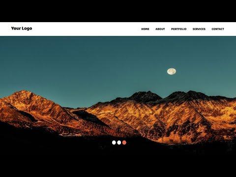 How to use slick slider for your webpage | JQuery Slick Slider Tutorial