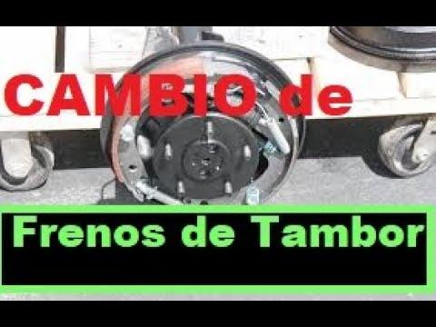 1996 Ford Ranger Parts Diagram Remote Starter Solenoid Wiring Como Cambiar Frenos Traseros De Tambor Paso A - Youtube
