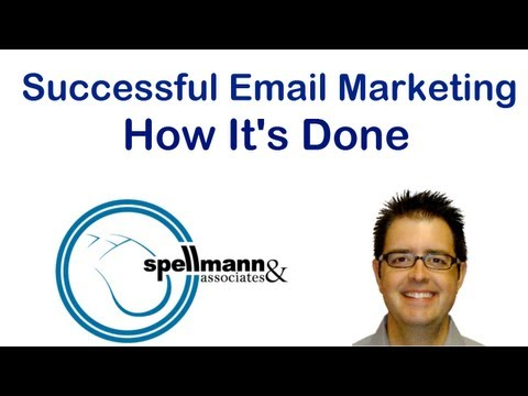 Successful Email Marketing – How Its Done