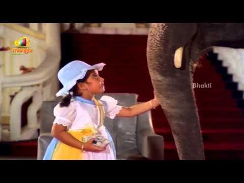 Sindhoora Devi Movie Scenes - Baby Shamili talking to Vivek about her mom - Kanaka