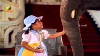 Sindhoora Devi Movie Scenes - Baby Shamili talking to Vivek about her mom - Kanaka