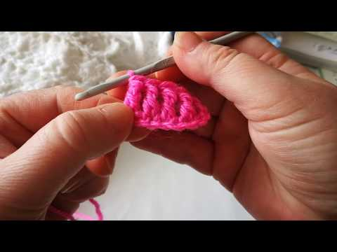 Learn How to Crochet a  Double Treble Crochet  (dtr)