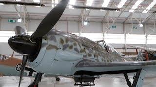 Focke Wulf FW190A- 8 at RAF Museum Cosford England - 2018