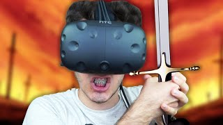 KILIÇ SİMULATOR (Sanal Gerçeklik HTC Vive)