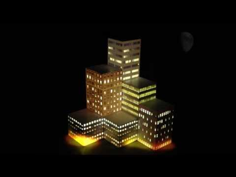 3D video projection mapping on cubes   DIY big effect with only 1 projector