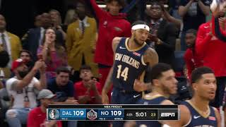 New Orleans Pelicans vs Dallas Mavericks | October 25, 2019