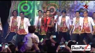 Ranveer Singh's power packed performance at Screen Awards 2016