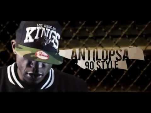 Antilop SA (ATK) - 90 Style (Clip Officiel) -