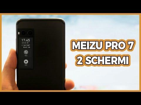 Meizu Pro 7: ecco a cosa serve il secondo schermo!