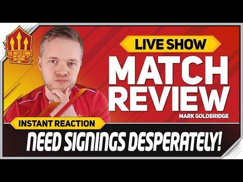 Goldbridge! Manchester United 2-2 AC Milan Match Reaction