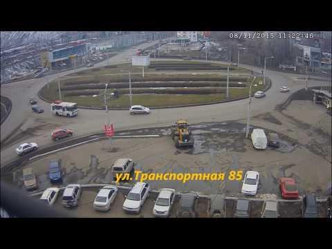 Новокузнецк Камеры которые круглосуточно следят за городом
