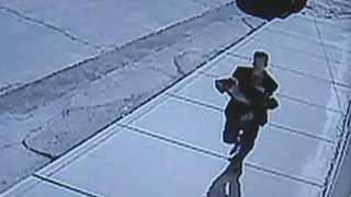 Caught on Tape: Toddler Rescued by Siblings in Kidnapping Attempt