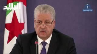 الوزير الأول عبد المالك سلال يؤكد: نتضامن و نثق في الوزيرة بن غبريت