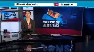 Rachel Maddow on Nebraska Caucus & Massachusetts Delegate Scandal.
