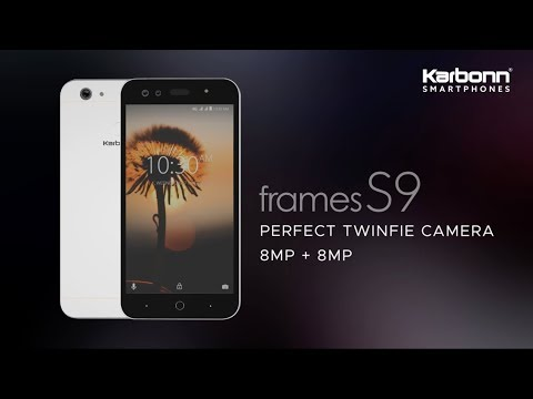 Karbonn Frames S9: Product Introduction