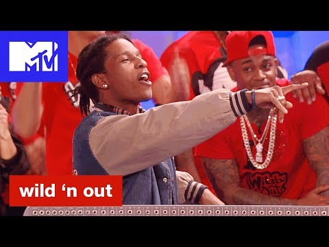 Chico Bean Goes Full Lil Uzi Vert & Karlous Miller Does A$AP Ferg | Wild 'N Out | MTV