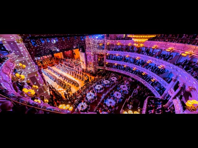 11. Semperopernball 2016