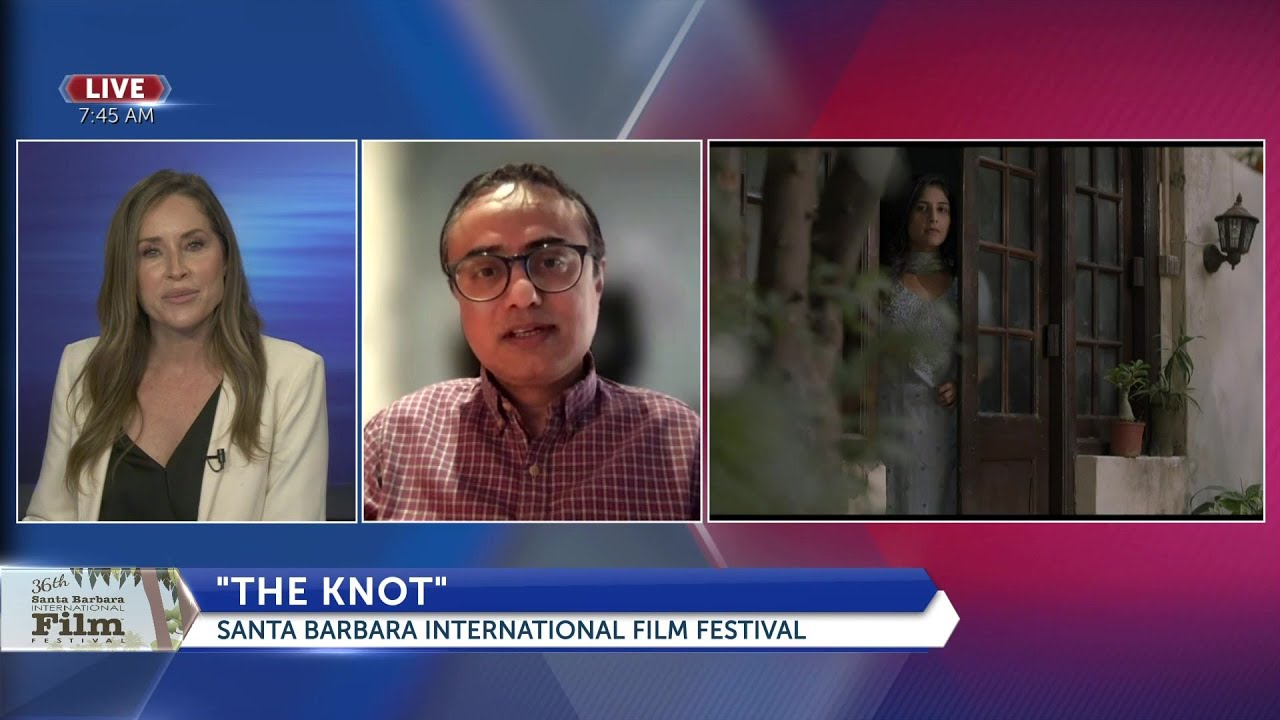 THE KNOT, trailer and interview to director on FOX 11.