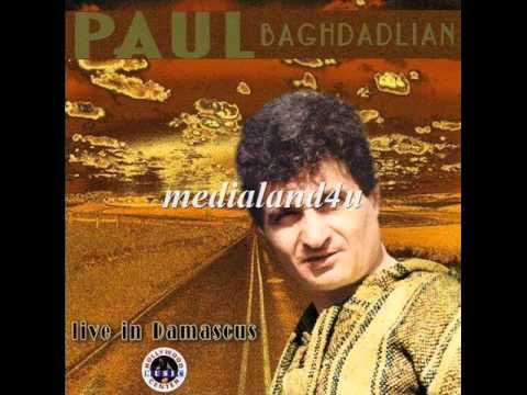 Paul Baghdadlian - Atchkes jampout LIVE