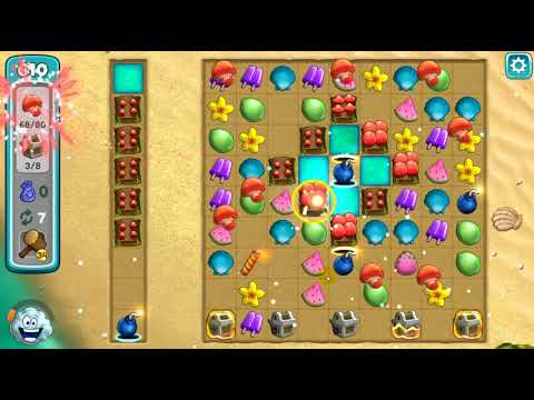 Animal Cove: Solve Puzzles & Customize Your Island Level 610