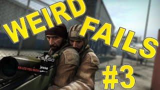 CS:GO Weird Funny Fails #3