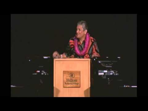 2014 General Assembly, Billy Kenoi - County of Hawaii Mayor