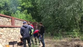 Традиционный выезд на природу 2017.Победа спорт.Тольятти.