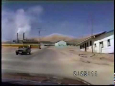 Paseo a Potrerillos 1998 con musica de los Quebradeños 1
