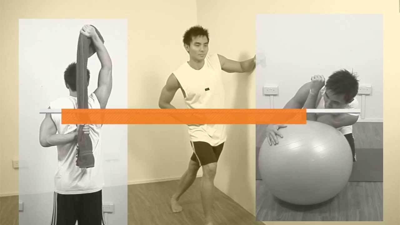 Esercizi per la prevenzione e la correzione della scoliosi 2013 Edizione! -  YouTube f90d27da4a60