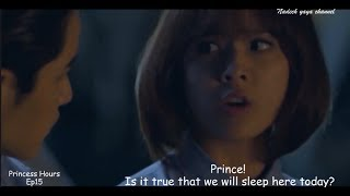 Video If we sleep here and something happens...ll Princess Hours Thailand Ep15 English sub download MP3, 3GP, MP4, WEBM, AVI, FLV Desember 2017
