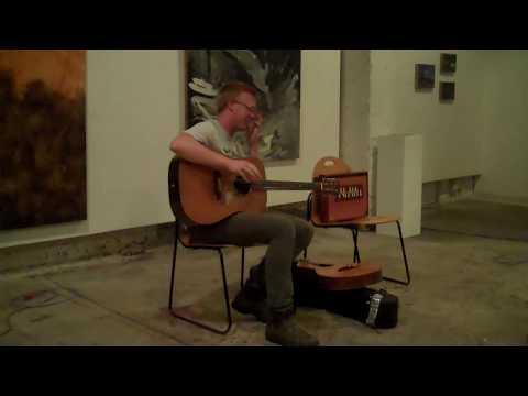 Daniel Bachman - 9/10/2018 - If ART Gallery - Set1