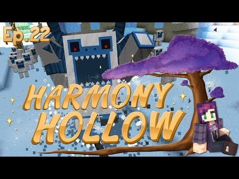 Harmony Hollow | Ep.22 | ALPHA YETI & SNOW QUEEN BATTLES w/ Sabra!