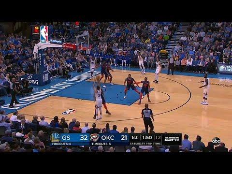 دوري كرة السلة الأمريكي: غولدن ستايت يفوز على أوكلاهوما وبروكلين يتعثر أمام يوتا جاز …  - 19:53-2019 / 3 / 17