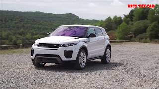 Range Rover Evoque 2018 beta | review and test drive