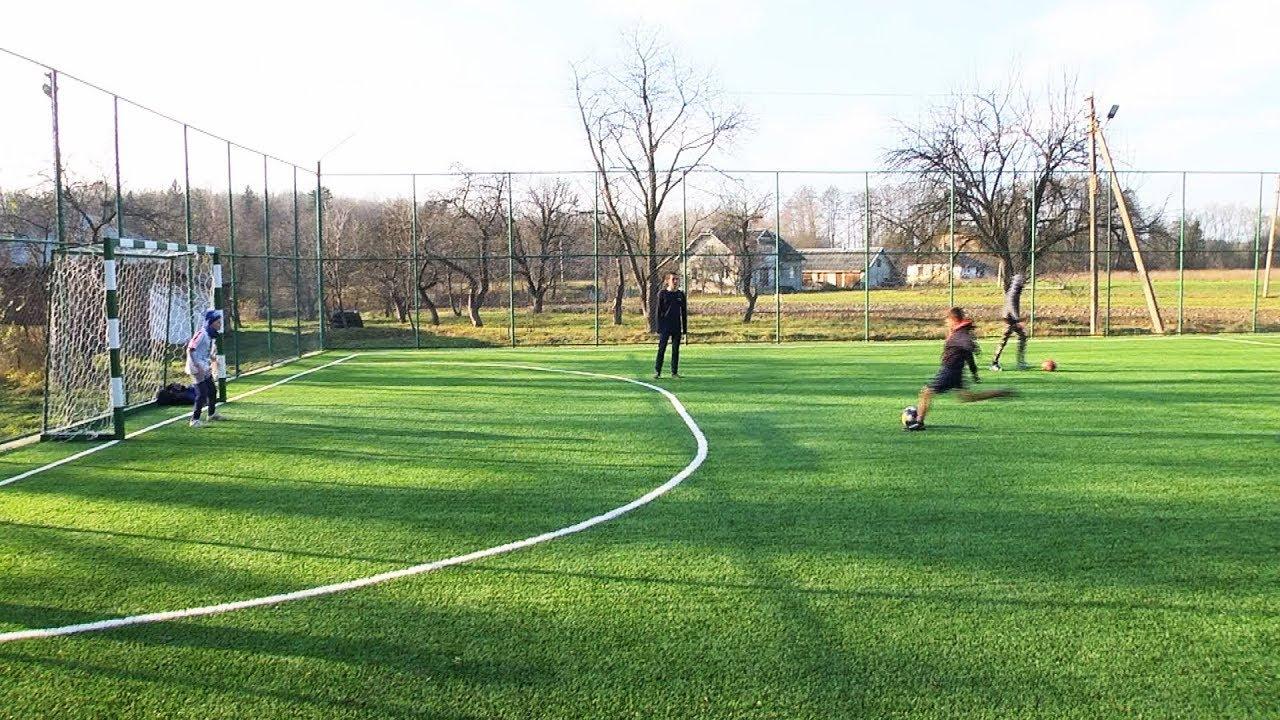 На Тисменичиині реконструюють стадіон за шість мільйонів гривень