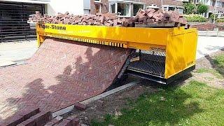 Невероятная брусчатка. Укладка тротуарной плитки в Австрии.(, 2016-04-04T11:27:18.000Z)