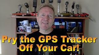 Can You Pry the GPS Tracker Off Your Car? Ep. 6.128