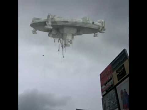 UFO FOUND AT FORUM MALL MANGALORE
