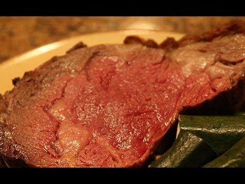 Easy and Delicious Prime Rib Recipe - By BigMeatSunday