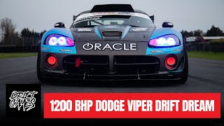 THE ULTIMATE DRIFT DREAM | 1,200BHP Viper Let Loose
