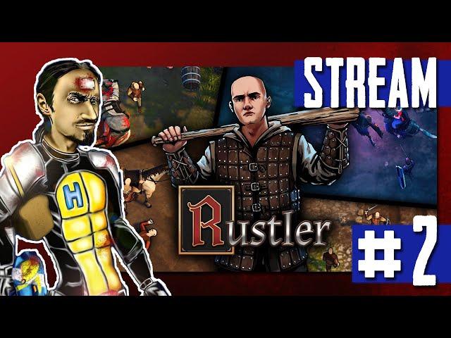 JA TERAZ JESTEM KOSTUCHĄ || Rustler [#2]