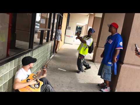 3 random strangers make an awesome song