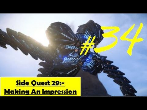 Mass Effect Andromeda - Making An Impression | Place three Seismic Hammers, Defeat Arccitect