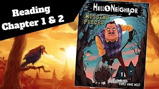 Hello Neighbor Missing Pieces Chapter 1 & 2 (audio book)