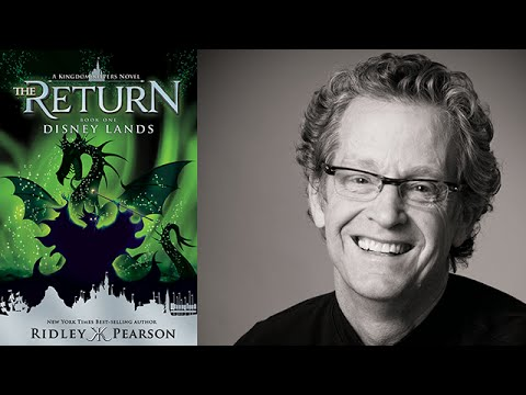 Ridley Pearson on Kingdom Keepers: The Return (Book One Disney Lands) at 2015 Miami Book Fair