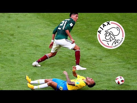 This is why Ajax bought Edson Alvarez