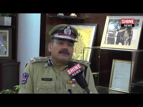 Anjani Kumar IPS talks about Book on Hyderabad police.
