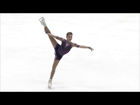 Произвольная программа. Женщины. NHK Trophy. Гран-при по фигурному катанию 2019/20