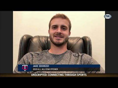 Jake Odorizzi Full Unscripted Interview